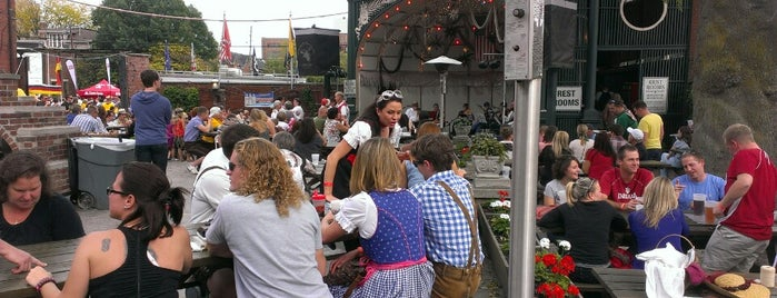 The Original & Fabulous Germanfest is one of Jared's Liked Places.
