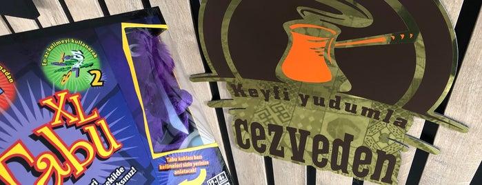 Cezveden Cafe & Restaurant is one of Balıkesir; Kafe.
