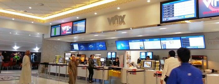 VOX Cinemas is one of Sureyya 님이 좋아한 장소.