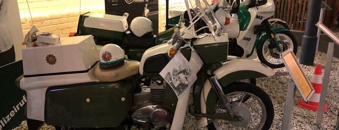 DDR Motorrad-Museum is one of DDR.