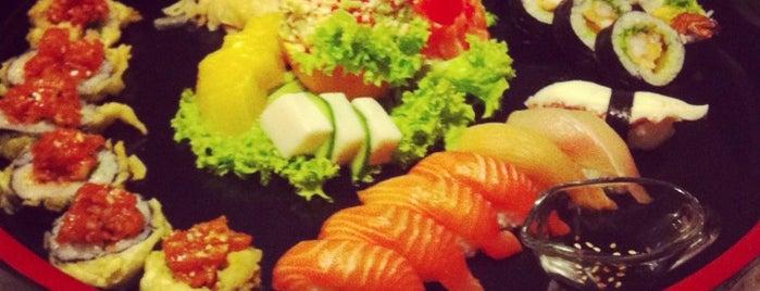Tekeda sushi & ramen is one of Do spróbowania.
