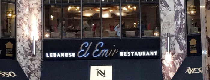 El Emir is one of Orte, die Azad gefallen.