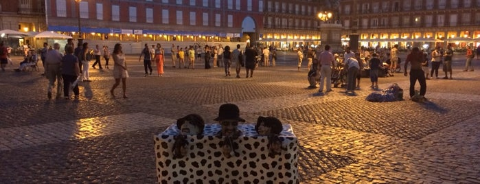 Plaza Mayor is one of Locais curtidos por Julia.