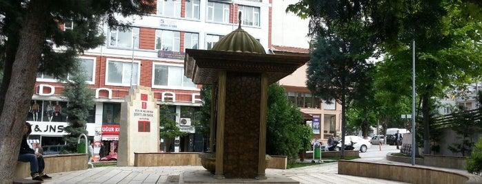 Şehitler Parkı is one of Bilecik.
