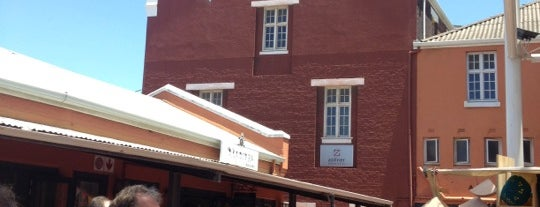 The Old Biscuit Mill is one of Cape Town: A week in the Mother City!.