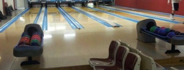 Stevens Bowling Alley is one of 7-10 Split ( Worldwide ).