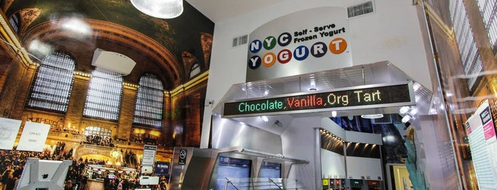 NYC Yogurt is one of NY.