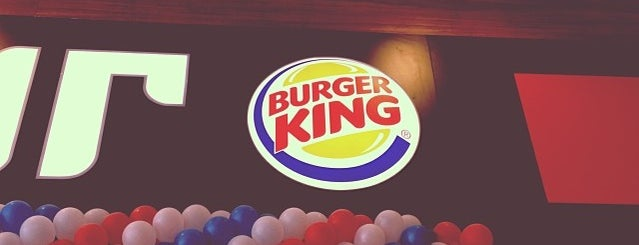 Burger King / Бургер Кинг is one of Orte, die Dmitry gefallen.