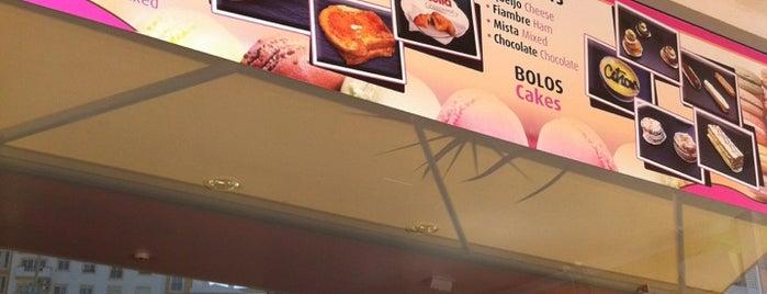 Croissanteria Parisiense is one of Orte, die Lisa gefallen.
