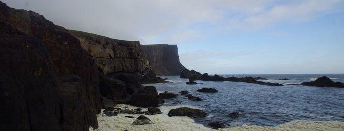 Vagseiði is one of Faroe Islands.