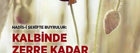 Urfalı Ahmet Usta'nın Yeri Çay Evi is one of bulunduğum yerler.