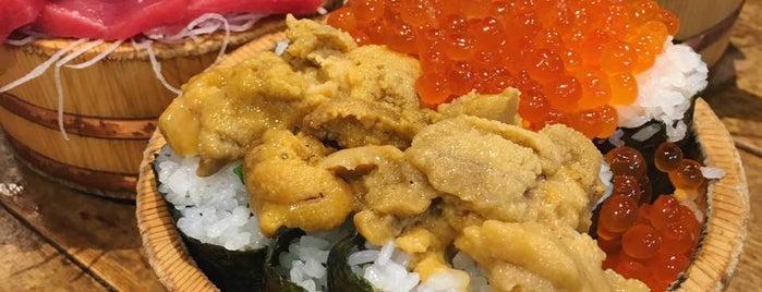 タカマル鮮魚店 1号店 is one of Tokyo Casual Dining.