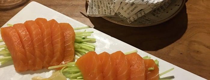 SushiCo is one of İzmir.