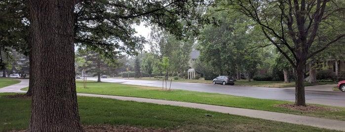Montclair Park is one of Tempat yang Disukai Lydia.