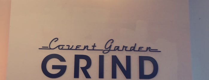 Covent Garden Grind is one of London.