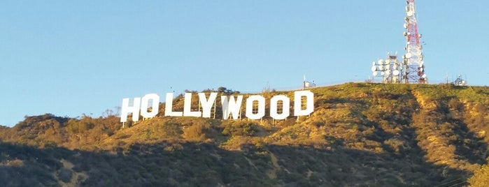 Hollywood Sign is one of West Coast 2015.