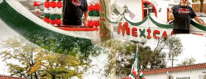 Tamaleria Nuevo Leon is one of Favorites.