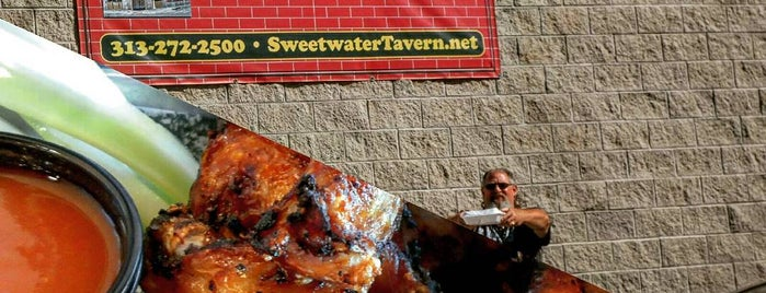 Sweetwater Tavern Express is one of Locais curtidos por INVICTUS.