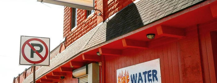 Firewater Bar & Grill Inc. is one of Midtown Detroit.