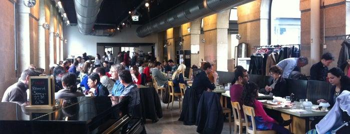 Brasserie des Halles de L'île is one of Foodie places in Geneva area.