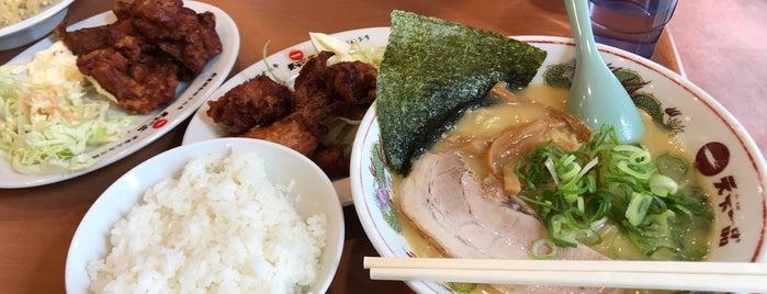 天下一品 小山店 is one of 天下一品全店巡り.
