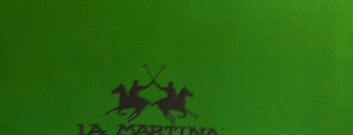 La Martina is one of BA.