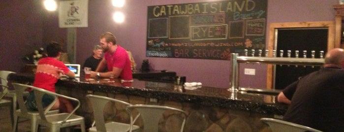 Catawba Island Brewing Company is one of Locais curtidos por Steven.