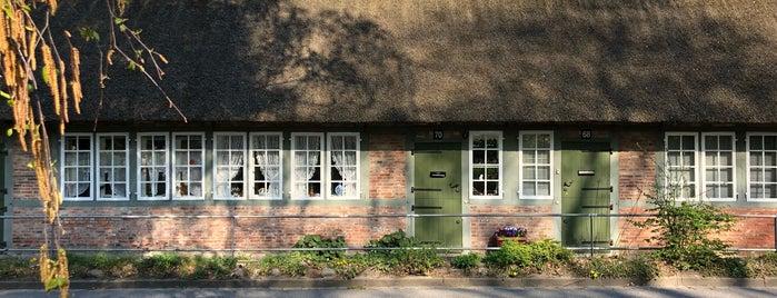 Ernst Barlach Haus is one of สถานที่ที่บันทึกไว้ของ Sevgi.