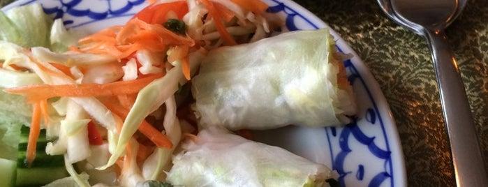 Thai Thai is one of Vegan & vegan-friendly Helsinki.