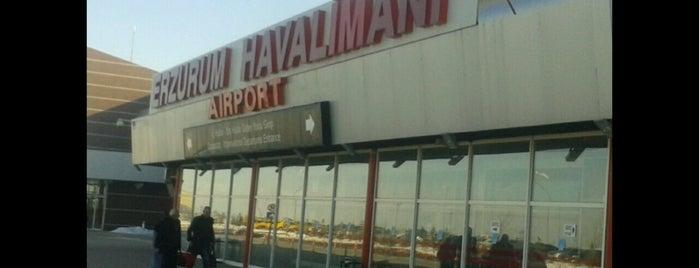 Erzurum Havalimanı İç Hatlar is one of Orte, die A.L.P gefallen.