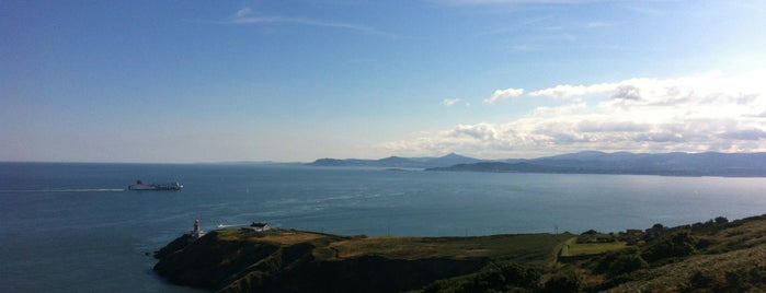 Howth Summit is one of Dublin.