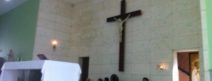 Capela Irmãs Cordimarianas - Caucaia/CE is one of Lugares guardados de Arquidiocese de Fortaleza.