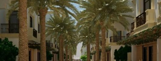 Al Seef Resort & Spa by Andalus is one of Abu Dhabi.