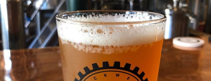 Clockwerks Brewing is one of Mpls Sat.