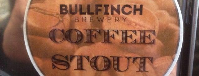 Bullfinch Brewery is one of Pubs - Brewpubs & Breweries.