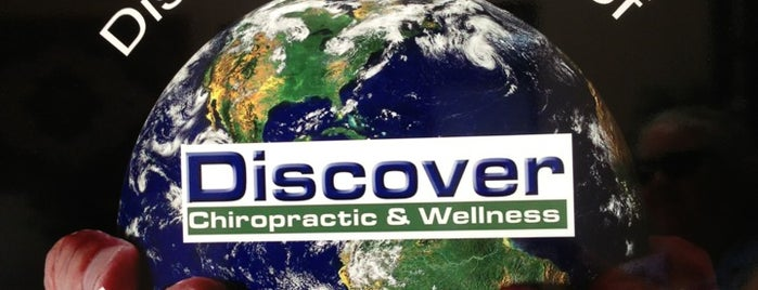 Discover Chiropractic & Wellness is one of Tempat yang Disukai keith.
