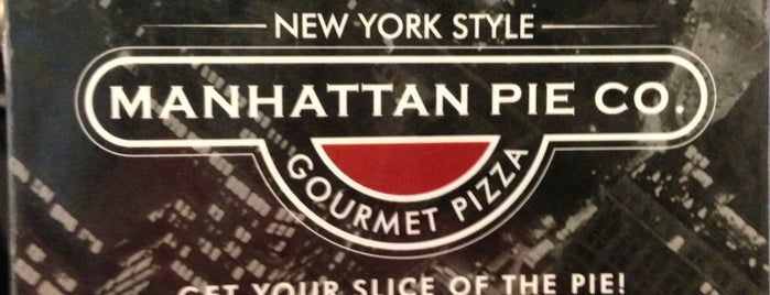 The Manhattan Pie Co. is one of Georgetown's Best Restaurants.