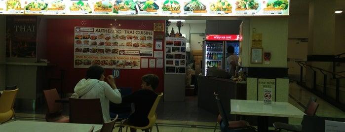 The Gourmet Thai is one of Thai food.