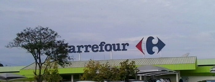 Carrefour is one of Atila 님이 좋아한 장소.