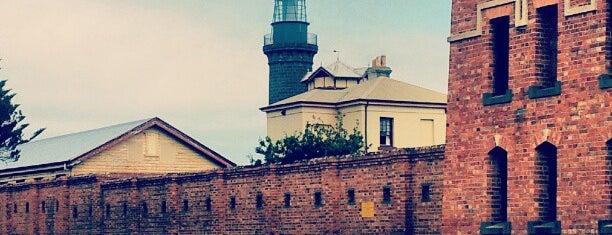 Fort Queenscliff is one of Visit Victoria.