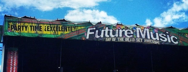 Future Music Festival is one of Sophie 님이 좋아한 장소.