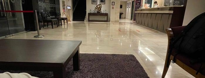 Oria Hotel is one of Bdo.