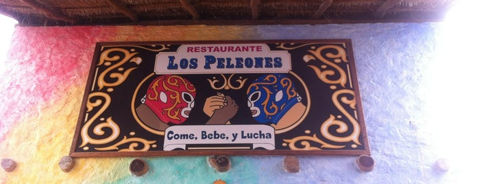 Los Peleones is one of Tulum.