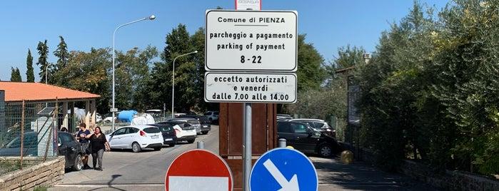 Pienza is one of Orte, die Rafael gefallen.