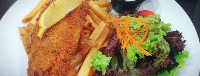 Blue Reef Fish & Chips is one of Penang | Eats.