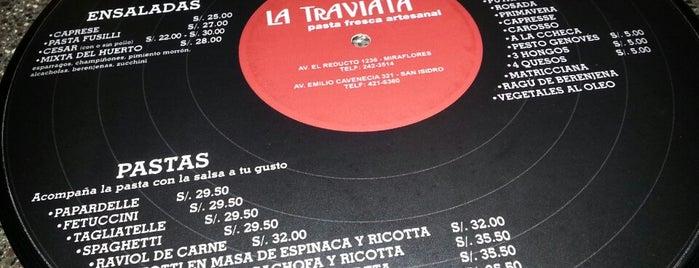 La Traviata is one of Sebastian 님이 좋아한 장소.