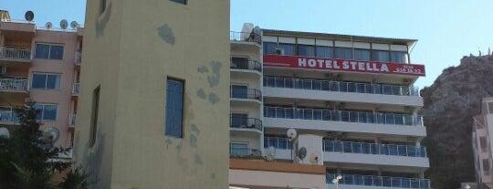 Hotel Stella is one of Orte, die Kamil gefallen.