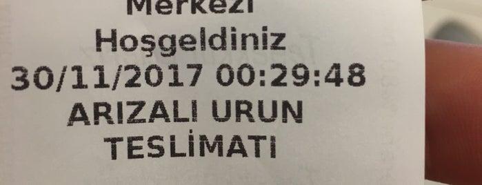 Destech Samsung Servis Merkezi is one of Locais curtidos por Ahmet Sami.