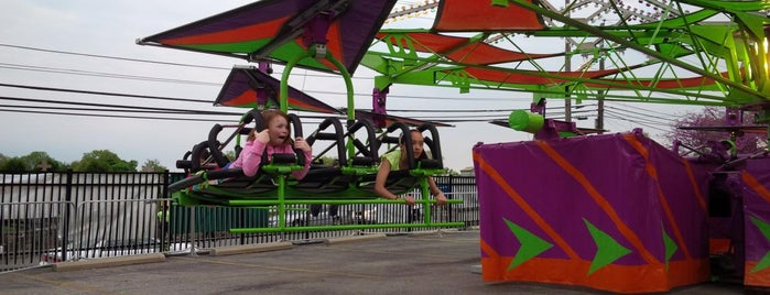 St. Denis Family Fun Fair is one of Orte, die JASON gefallen.