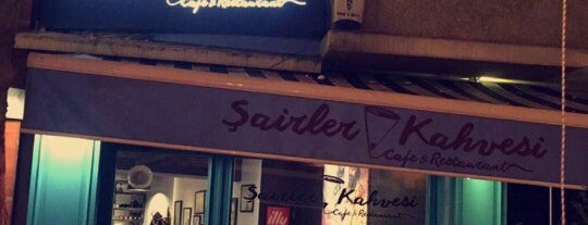 Şairler Kahvesi is one of Lieux sauvegardés par Can.
